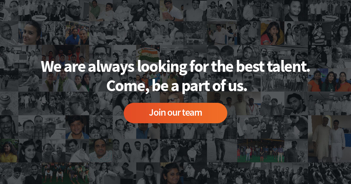 We're hiring - Come, Be a Part of In4Velocity Family